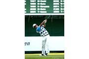 2012年 ブリヂストンオープンゴルフトーナメント 最終日 小西健太