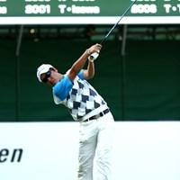 ベストアマ獲得の瀬戸内高等学校3年生 2012年 ブリヂストンオープンゴルフトーナメント 最終日 小西健太