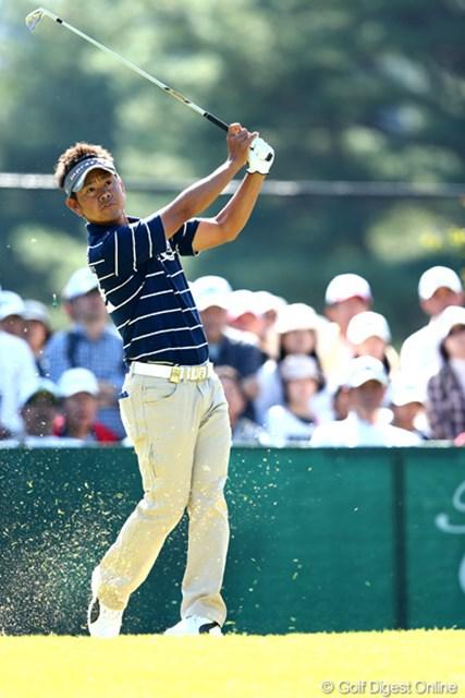 ゴルフって最後終わってみるまで何が起こるかわからないね、だから面白い?藤田さん、お疲れ様です