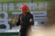 2012年 LPGAハナバンク選手権 最終日 スーザン・ペターセン