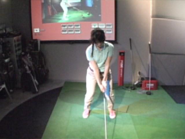 ゴルフ部Sさん2 1-1