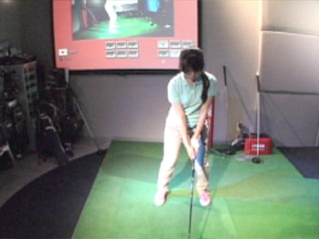 ゴルフ部Sさん2 1-2