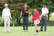 2012年 マイナビABCチャンピオンシップゴルフトーナメント 事前情報 山内鈴蘭、丸山茂樹、神田正輝、井上公造