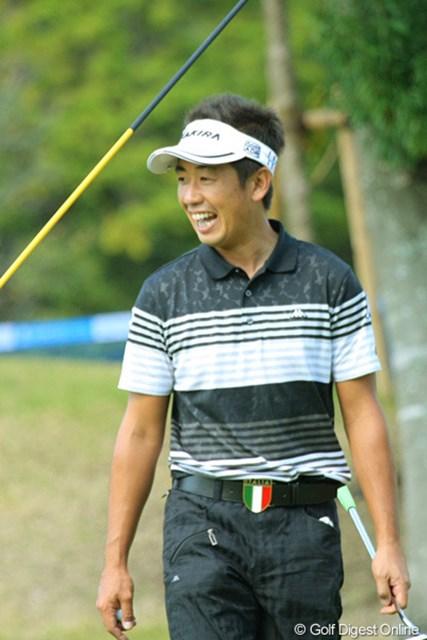 いつも笑顔の河野晃一郎は初の大会連覇に挑む