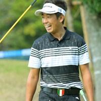 いつも笑顔の河野晃一郎は初の大会連覇に挑む 2012年 マイナビABCチャンピオンシップゴルフトーナメント 事前情報 河野晃一郎