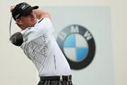 2012年 BMWマスターズ 初日 ジェイミー・ドナルドソン