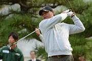 2012年 日本シニアオープンゴルフ選手権競技 初日 フランキー・ミノザ