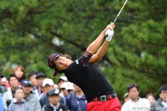 2012年 マイナビABCチャンピオンシップゴルフトーナメント 最終日 石川遼 ドライバーショットで手応えを掴むもアイアンが安定せず6位となった石川遼