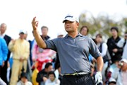 2012年 マイナビABCチャンピオンシップゴルフトーナメント 最終日 ハン・リー