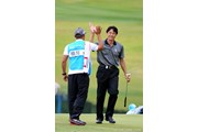 2012年 マイナビABCチャンピオンシップゴルフトーナメント 最終日 横尾要