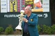 2012年 富士フイルムシニアチャンピオンシップ 事前情報 デビッド・ラッセル