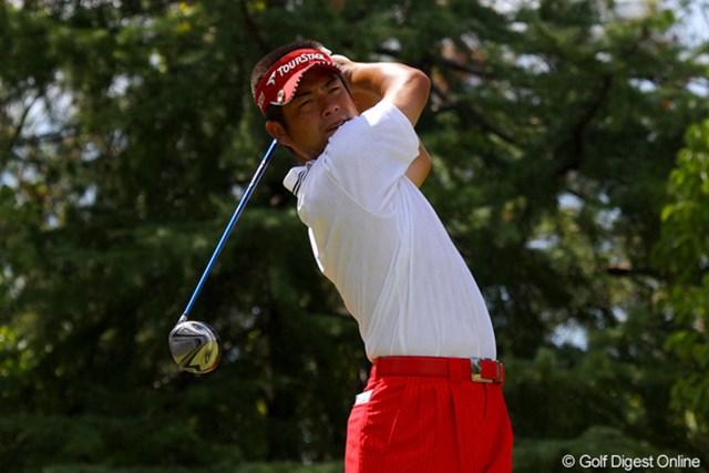 2012年 WGC HSBCチャンピオンズ 事前情報 池田勇太 昨年大会は29位タイで日本人最上位につけた池田勇太。今年はさらなる上位を見据え世界に挑む