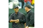 2002年 全米オープン 2日目 タイガー・ウッズ