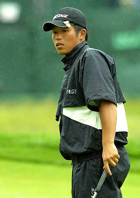 大健闘していたアマチュアの清田太一郎