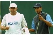 2002年 全米オープン 3日目 タイガー・ウッズ
