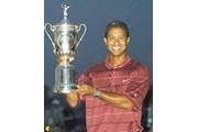 2002年 全米オープン 最終日 タイガー・ウッズ