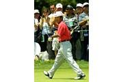 2002年 全米オープン 最終日 片山晋呉
