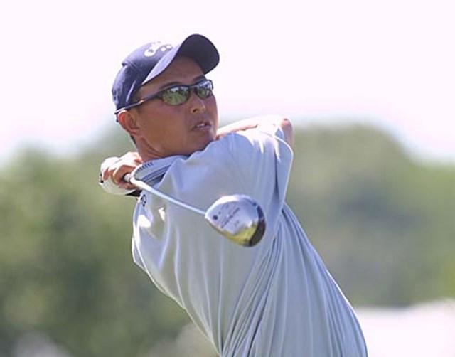 2002年 全米プロゴルフ選手権 事前情報 谷口徹 谷口はニュードライバーで臨む