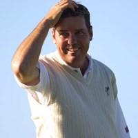 好調なリッチ・ビームは逆転でメジャーを掴めるか!? 2002年 全米プロゴルフ選手権 3日目 リッチ・ビーム