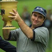 米国初制覇のパリー 2002年 WGC NECインビテーショナル 最終日 クレイグ・パリー