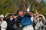 2012年 富士フイルムシニアチャンピオンシップ 初日 東聡