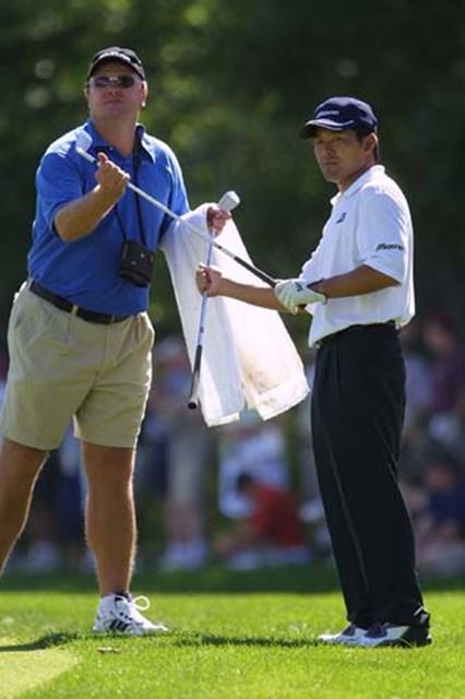2002年 全米プロゴルフ選手権 事前情報 手嶋多一