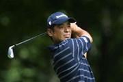 2002年 全米プロゴルフ選手権 初日 伊沢利光