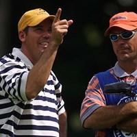 メジャー経験は浅いが、先々週の優勝で勢いづいた。週末が楽しみだ。 2002年 全米プロゴルフ選手権 2日目 リッチ・ビーム