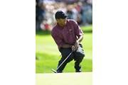 2002年 全米プロゴルフ選手権 最終日 タイガー・ウッズ