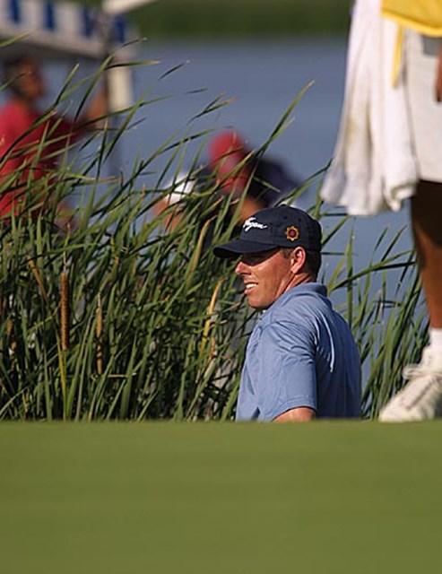 序盤からアップダウンの激しいゴルフで、最後まで波に乗ることが出来なかった・・・