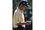 2002年 全米プロゴルフ選手権 最終日 伊沢利光