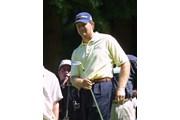 2002年 WGC NECインビテーショナル 2日目 レティーフ・グーセン