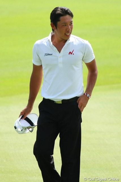 2012年 アジアパシフィックアマチュア選手権 3日目 堀川未来夢 日大の2年生が67をマークして上位進出。「明日も自分のゴルフをして、悔いのないように」と謙虚。
