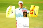 2012年 アジアパシフィックアマチュア選手権 最終日 グァン・ティンラン