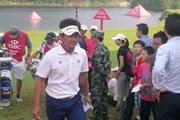 2012年 WGC HSBCチャンピオンズ 最終日 藤田寛之