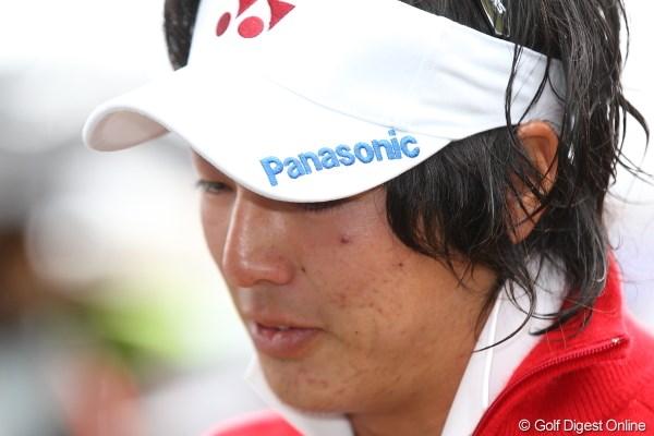 2年ぶりの勝利に涙の石川遼 ウイニングボールの行方