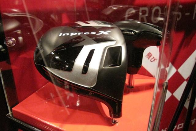ヘッドやシャフトを単独で購入可能な「ヤマハ RMXドライバー」