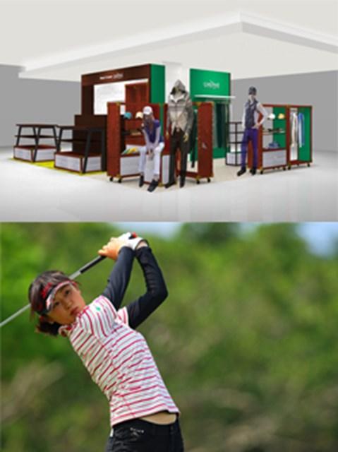 人気ゴルフアパレルブランド、阪急うめだ本店に新オープン!