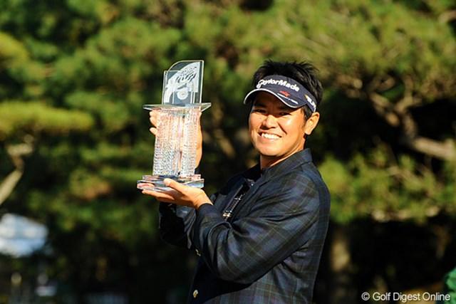 2012年 ダンロップフェニックストーナメント 事前情報 武藤俊憲 昨年は世界の強豪たちを一気に抜き去り、逆転勝利を収めた武藤俊憲