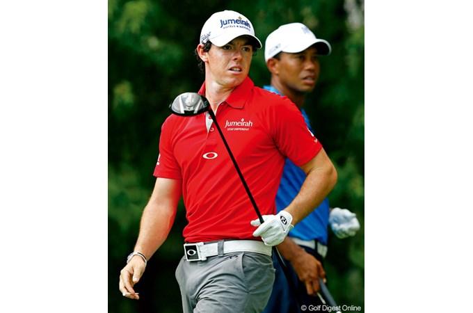 近代プロゴルフに君臨する新旧の王として、