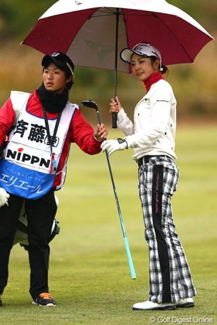 今週は予選落ちとなってしまった斉藤愛璃だが、手応えをつかみ、最終戦へと挑む。