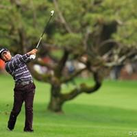 堅実なゴルフで3つスコアを伸ばし、着々と順位を上げて来ました。8アンダー4位タイです。 2012年 ダンロップフェニックストーナメント 3日目 小泉洋人