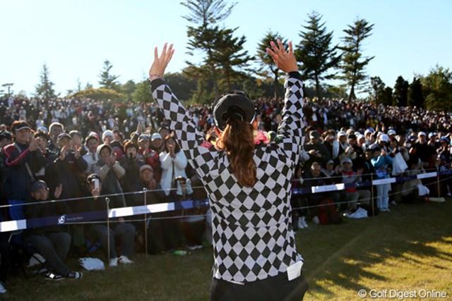 「福島の皆さん、ありがとう!これからも頑張ってください」