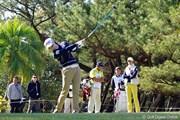 2012年 LPGAツアーチャンピオンシップリコーカップ 事前 木戸愛&キム・ヒョージュ