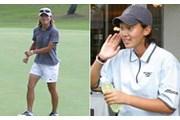 2002年度LPGAプロテスト 実技合格者決定 佐々木慶子 紫垣綾花