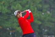 2012年 LPGAツアーチャンピオンシップリコーカップ 初日 横峯さくら