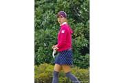 2012年 LPGAツアーチャンピオンシップリコーカップ 2日目 木戸愛