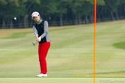2012年 LPGAツアーチャンピオンシップリコーカップ 2日目 永井奈都