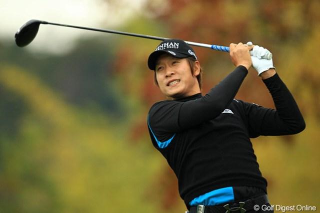 2012年 カシオワールドオープン 2日目 キム・キョンテ 67をマークし3位タイへジャンプアップ!