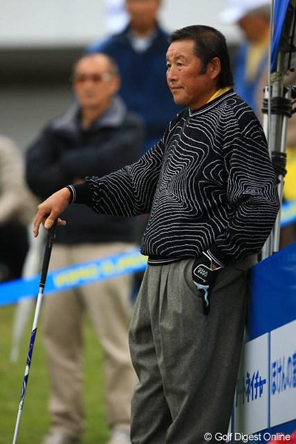 2012年 カシオワールドオープン 2日目 尾崎将司 87位で予選通過ならず・・・。残念ながら今年は一度も予選通過がありませんでした。